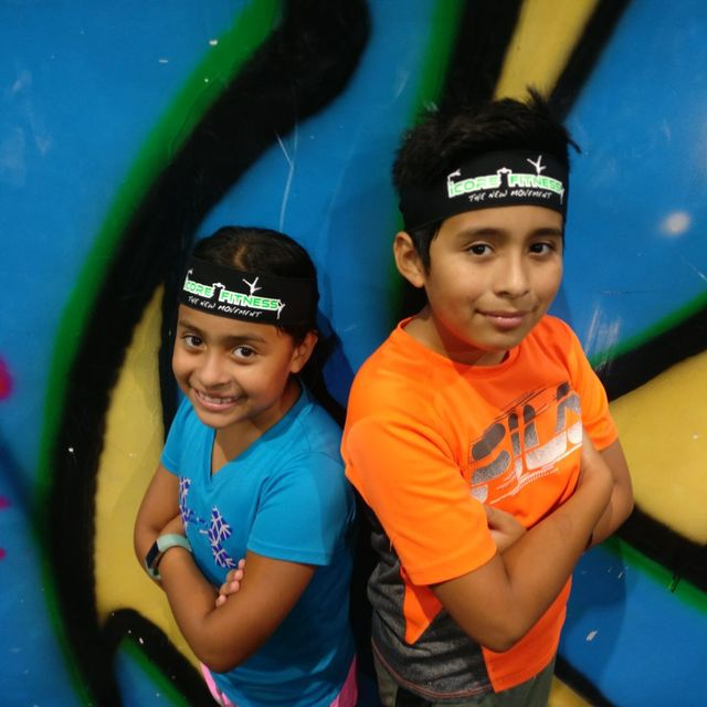 Icore Fitness Ninja Birthday