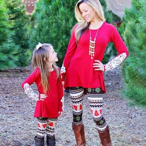 3038e30ad Best Sources for Matching Family Outfits | Upparent